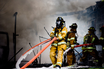 California Firefighters Accident Attorney