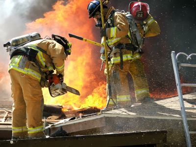 California Firefighters Injury Attorney