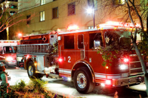 firefighter-injury